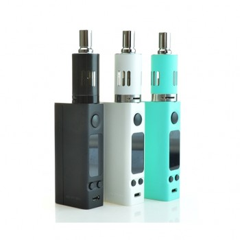Joyetech eVic-VT VW Starter Kit 5000mah/4.0ml Large Capacity with Temperature Control Function US Plug-White