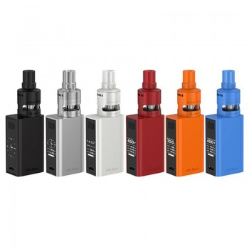 Smok RHA85 TC 85W Starter Kit RHA85 OLED Screen Mod with TFV8 Baby Tank- Purple&Black