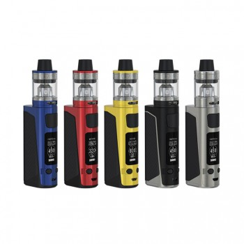 Joyetech eGrip OLED 30W CL Version Starter Kit VV/VW Mode 1500mah/3.6ml Capacity US Plug-Silver