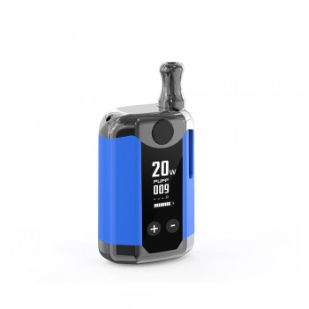 Kangvape TH-420 V BOX Kit Gunmetal Edition - Blue