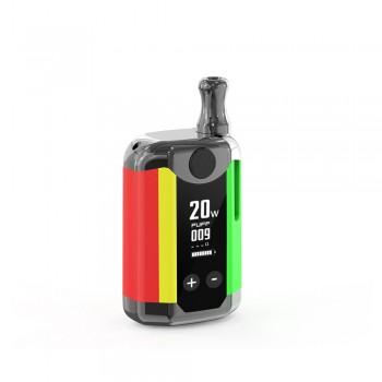 Joyetech eCom Mega 20W Starter Kit EU Plug- Silver