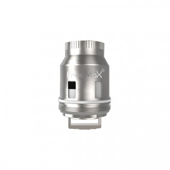 SMOK TF-STC2 Replacement Coil Head 0.25ohm TC Stainless Steel Dual Coil 5pcs