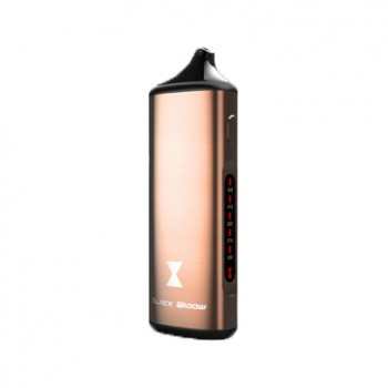 Kingtons Black Widow Dry Herb Vaporizer - Gold