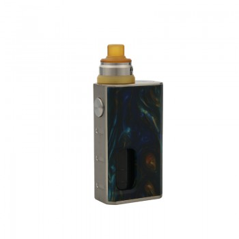 Aspire ET-S Glass BVC Clearomizer Kit Black