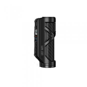 Lost Vape Cyborg 100W Mod Matt Black Carbon Fiber