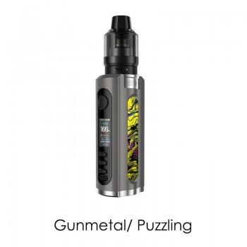 Lost Vape Grus 100W Kit Gunmetal Puzzling