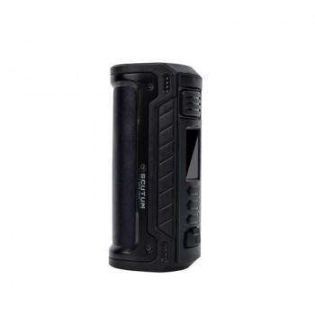 Lostvape Scutum DNA 100C BOX Mod Black Calf Leather