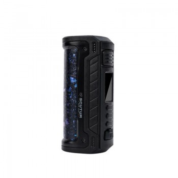 Lostvape Scutum DNA 100C BOX Mod Blue Splatter