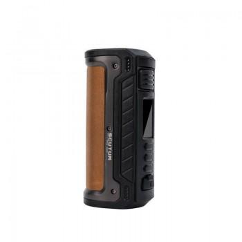 Lostvape Scutum DNA 100C BOX Mod Gunmetal Calf Leather