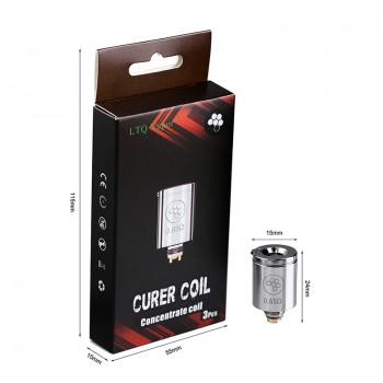 LTQ Curer concentrate coil