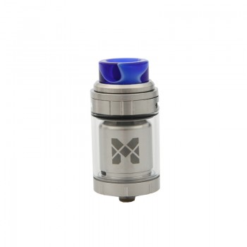 Wotofo Serpent RTA 4.0ml Top Liquid Filling Tank with Dual Post Deck 22mm Diameter-Stainless Steel