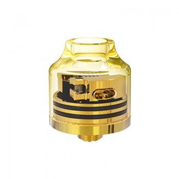 Oumier Wasp Nano RDA Transparent Version - Gold