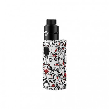 Youde UD Tidus Kit with 2ml e-juice Capacity and Built-in 800mah Battery-Sliver