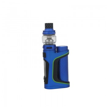 ECT X10 Starter Kit 1600mah X10 40W Battery 2.5ml Fog Mini Atomizer-Blue