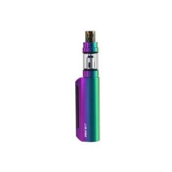 Smok Micro One Starter Kit Mirco 3.5ml TFV4 Tank with R80 80W TC Mod 4000mah Mod Kit Support SS/Ni200/Ti Wire Coils-White
