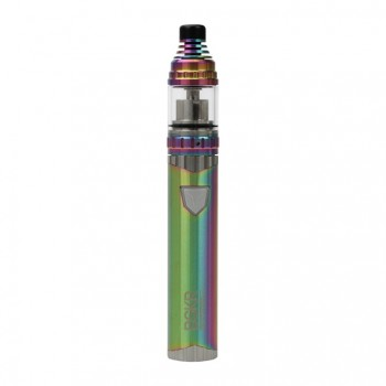 Kanger EVOD Starter Kit with 1.8ml Atomizer and 650mah Battery - Green US Plug