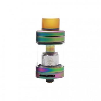Wotofo Sapor  V2 25mm RDA Version with Dual Adjustable Top air flow Rebuildable Atomizer-Sliver