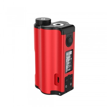 DOVPO Topside Dual Squonk Mod Red