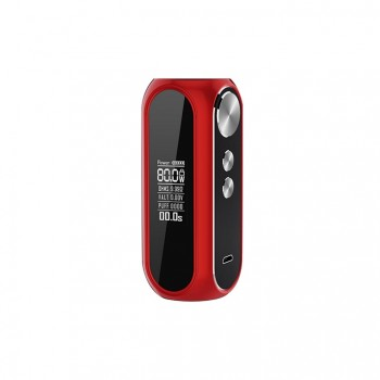 Kanger  KBOX 70W VW/TC Box Mod 4000mah Built-in Battery Spring-loaded 510 Connection Micro USB Charging Mod-White
