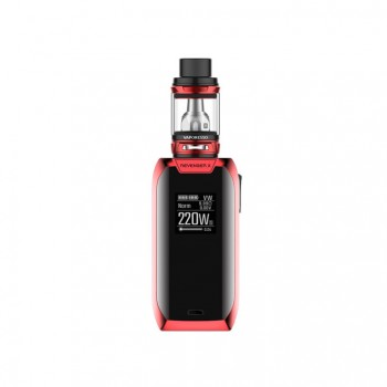 Kanger EMUS Starter Kit 1.2ml Atomizer 500mah  Battery 2-in-1 EU Plug-Black