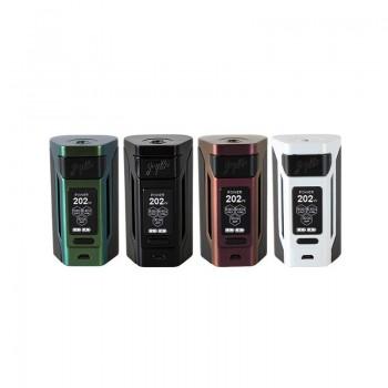 Ephro Ehpro SPD A8 80W TC Box Mod 4000mah Built-in Battery TC(NI/Ti)/PC/VC  Modes Upgradeable Firmware - White
