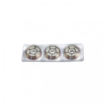 Freemax FGCC Ceramic Replacement Coil Head Food Grade Ceramic Coil with Long Life Cycle 5pcs-0.3ohm(20W-160W)