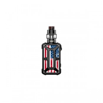 Rincoe Mechman 228W Mesh Kit  Steel Bone - American Flag Black