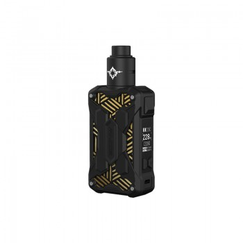 Rincoe Mechman Lite 228W RDA Kit Black Gold