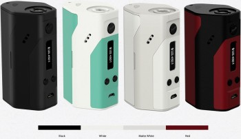 Wismec RX200 Reuleaux 200W Mod Powred by 3 18650 Batteries Support VW/TC-Ni/TC-Ti/TC-SS Mode(Wismec's Chip)
