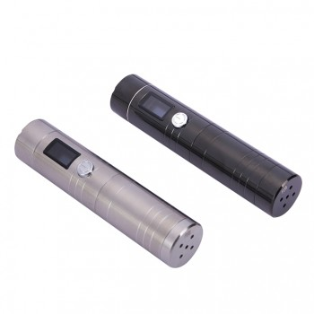 Kanger EMUS Starter Kit 1.2ml Atomizer 500mah Battery 2-in-1 EU Plug-Silver