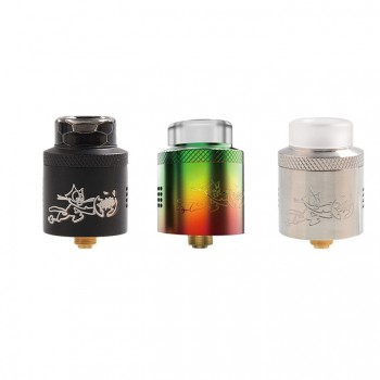 3 colors for Acevape Boam Cat RDA