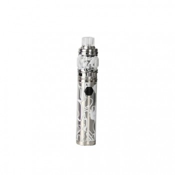 Eleaf iJust Start Kit Single Button 1300mah iJust Battery with 2.3ml GS Air 2 Atomizer-Silver