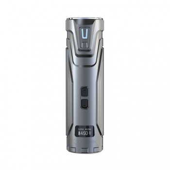 Joyetech eGrip OLED 30W CL Version Starter Kit VV/VW Mode 1500mah/3.6ml Capacity EU Plug-Silver(Pre-order)