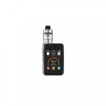 Innokin iTaste VV V3.0 Starter Kit with iClear 16 Atomizers - Pearl chrome