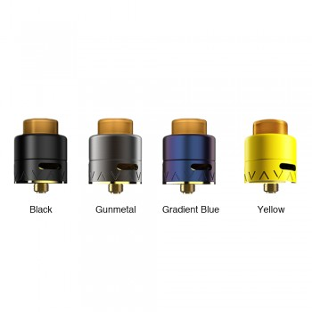 5 colors for Wotofo Faris RDTA RDA