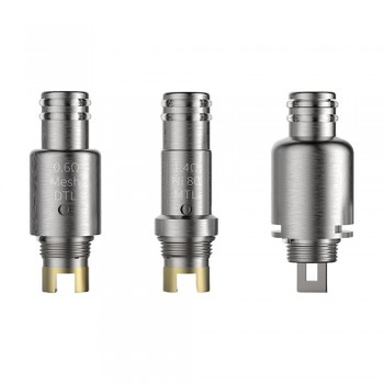 Wismec Presa TC 75W Mod - Silver