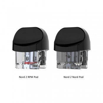 SMOK Nord 2 Empty Pod Cartridge