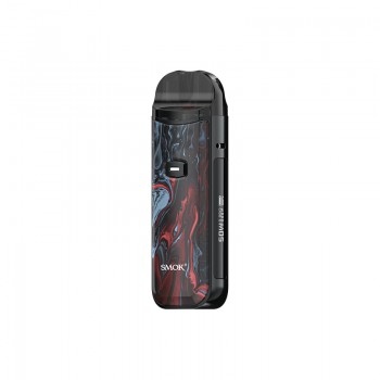 Smok NORD 50W kit Black Red Marbling