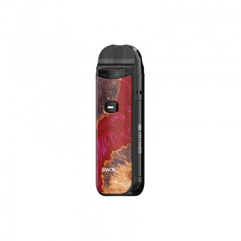 Smok NORD 50W kit Red Stabilizing Wood