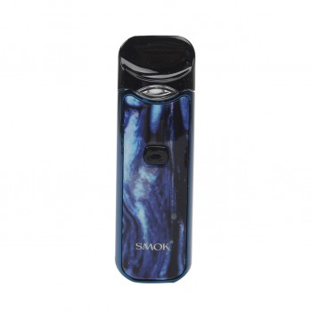 SMOK Nord Kit New Color-Blue Black Resin