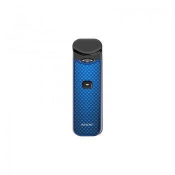 SMOK Nord Kit - Blue Carbon Fiber