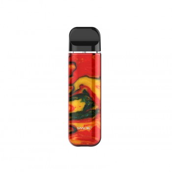 SMOK Novo 2 Kit Red and Yellow