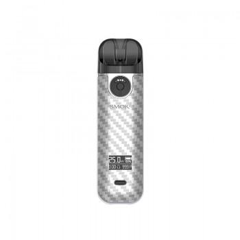 Smok Novo 4 Kit Silver Carbon Fiber