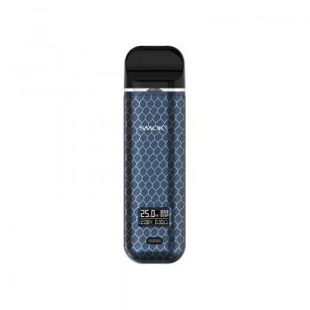 SMOK Novo X Kit 2ml Blue Cobra