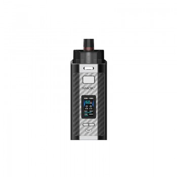 Smok RPM 160 Kit 7.5ml Silver Carbon Fiber