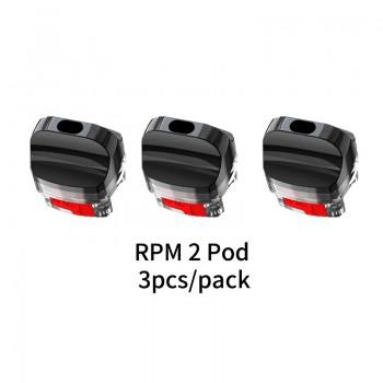 SMOK RPM2 Empty RPM2 Pod 3pcs