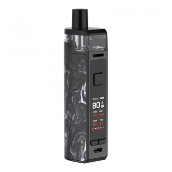 SMOK RPM80 Kit Black White Resin