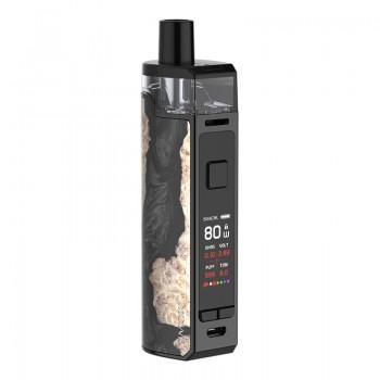 SMOK RPM80 Kit Black Stabilizing Wood