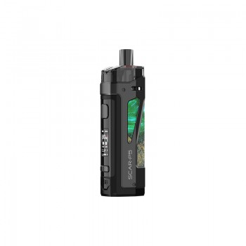 SMOK SCAR P5 Kit Green Stabilizing Wood