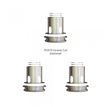 Freemax Scylla RTA 4.0ml Atomizer Top Filling 0.5ohm Clapton Coil Head Pre-installed Large Airflow Control Tank-Stainless Steel